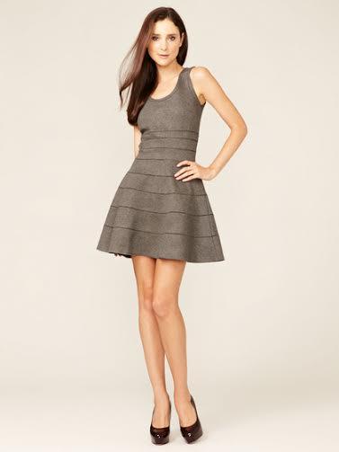 vestido para mulheres com pernas curtas