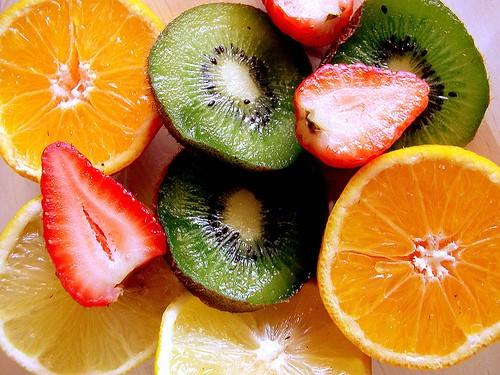 Vitamina C ajuda no rejuvenescimento