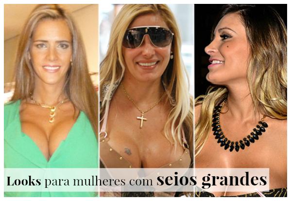 533ddc3a0 Dicas de looks para mulheres com seios grandes - Site de Beleza e Moda