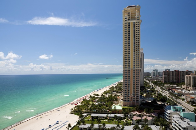 Miami é um dos destinos internacionais para relaxar e comprar