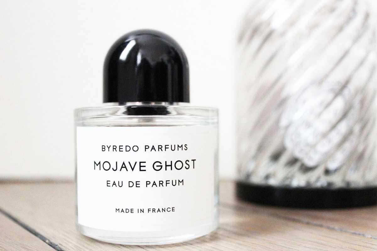 Perfume Mojave Ghost, Byredo Parfums