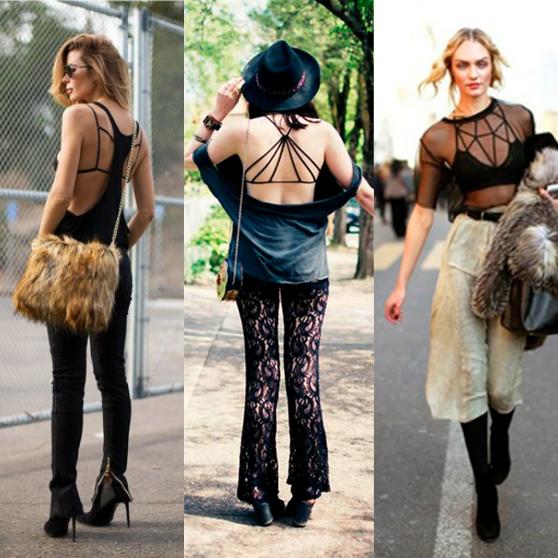 Sugestões de look para Primavera verão usando Strappy Bra