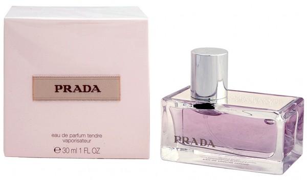 Tendre, Prada é um perfume para usar no inverno