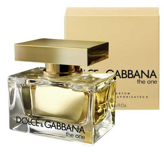 The One, Dolce and Gabbana é uma das melhores fragrâncias para o inverno
