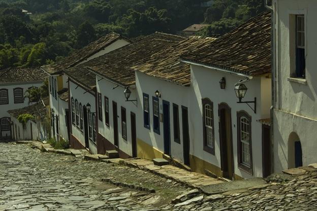 Tiradentes é um dos destinos para o Sossego