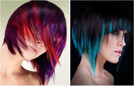 antes de pintar o cabelo pense no vício
