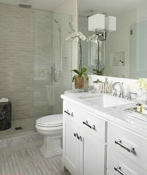 banheiro limpo para festa de casamento