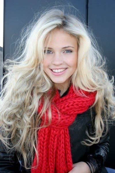 cabelo loiro platinado lindo