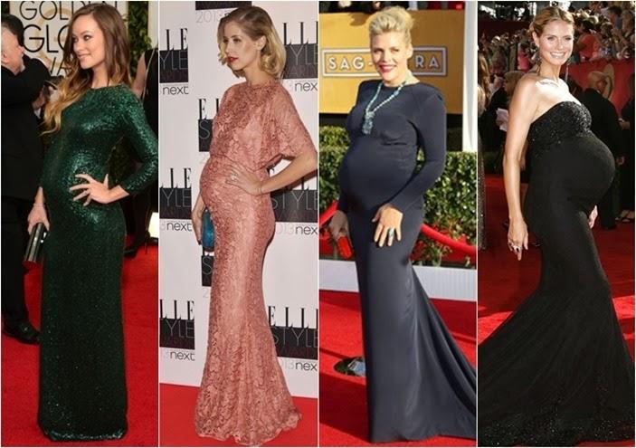 50fec9a44 Vestidos de festa para grávidas - Site de Beleza e Moda
