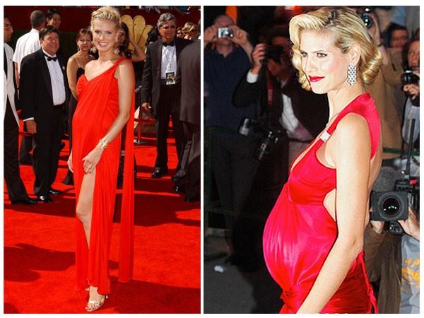 foto de vestidos de festa para grávidas