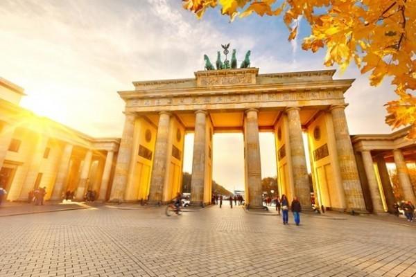 viajar sozinha para Berlim