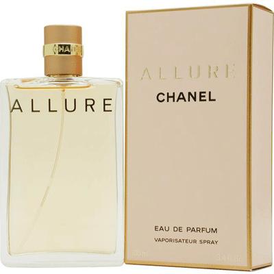 Allure EDP Spray, Chanel entre os Perfumes Importados Femininos Mais Vendidos
