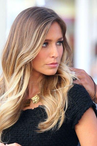 Loiro com ombré hair é uma das tendências para cor nos cabelos