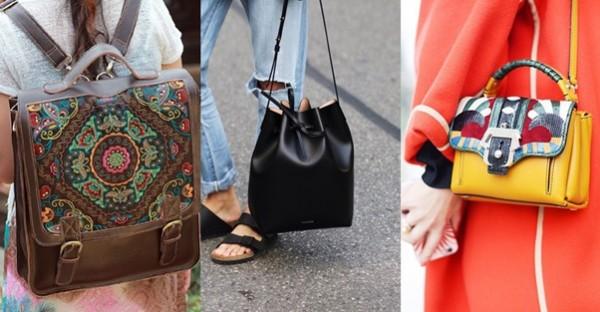 bolsas e acessórios para o outono e inverno