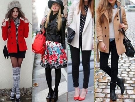 cores que são tendências para o inverno 2015