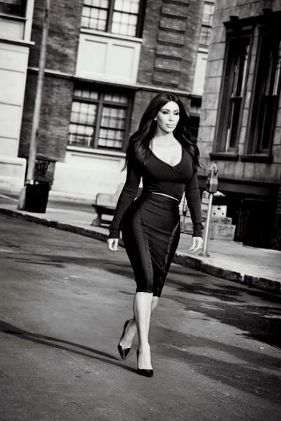 coleção da kim kardashian para CeA