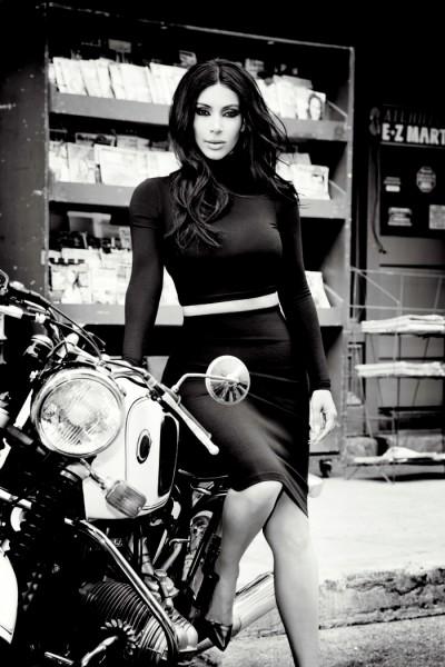 foto de kim kardashian para CeA