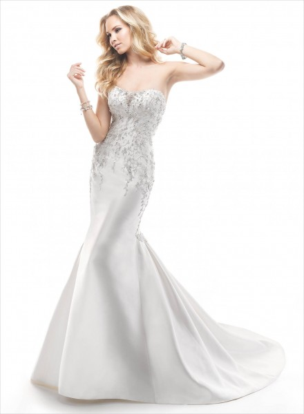 vestidos de noiva apropriados para o signo de leão
