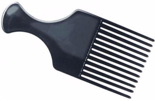 Pente Garfo para os cabelos