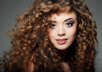 cauterização em cabelos cacheados