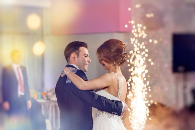 Dança de casamento