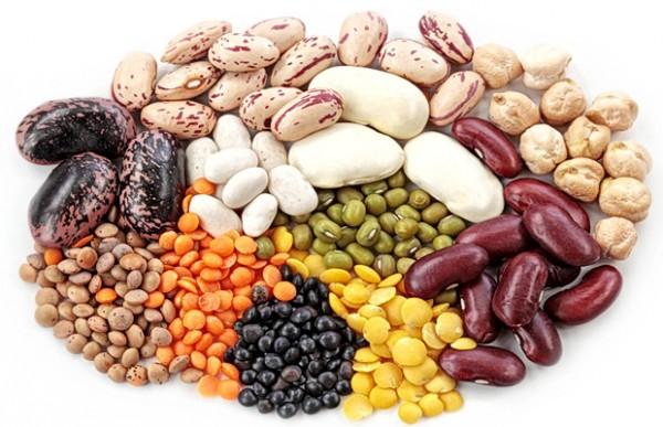 grãos para conseguir uma pele impecável