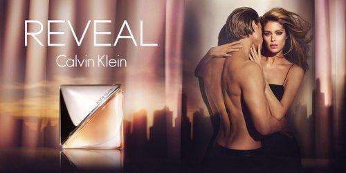 lançamentos de perfume para o inverno inclui o Reveal, Calvin Klein