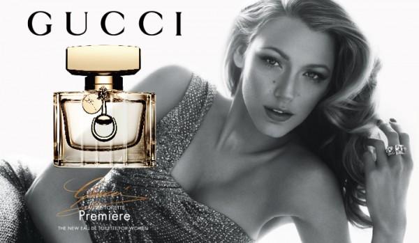 lançamentos de perfume para o inverno inclui o Première EDT, Gucci