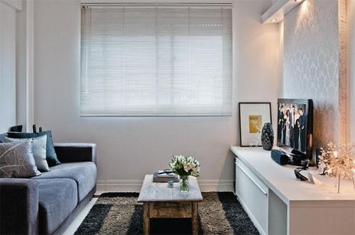 Como Decorar Uma Sala De Tv Muito Pequena