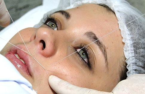 Técnicas para eliminar os pelos do buço