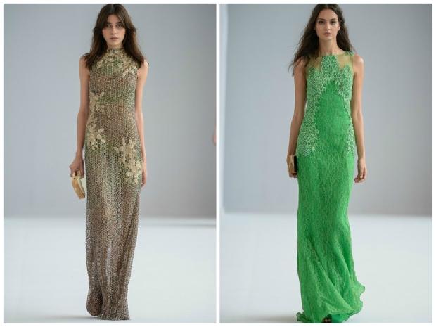 tendência de vestido de festa para o verão 2016