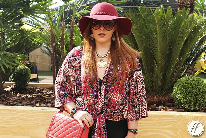 tendência do Kimono para o verão 2016