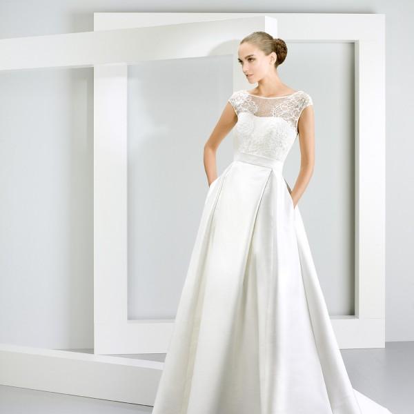vestidos de noiva apropriados para o signo de aquario