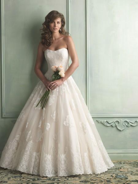 vestidos de noiva apropriados para o signo de câncer