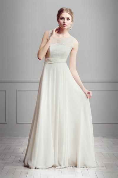 vestidos de noiva apropriados para o signo de virgem