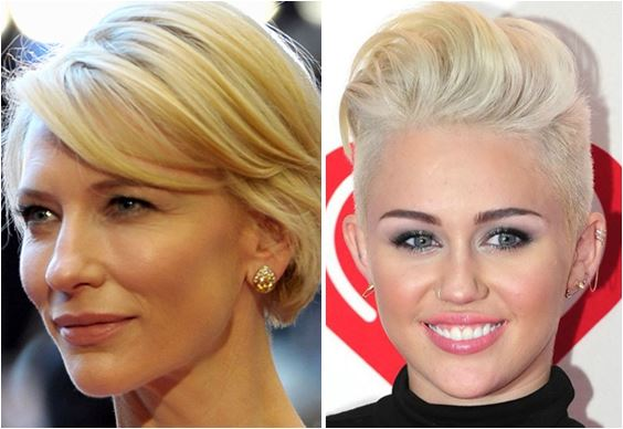 celebridades que mudaram o visual