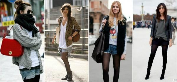 Foto de mulheres usando Meia-calça Transparente
