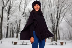 Como criar belos looks de inverno com camadas