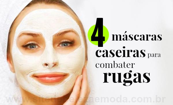 4 máscaras caseiras para combater rugas ao redor dos olhos