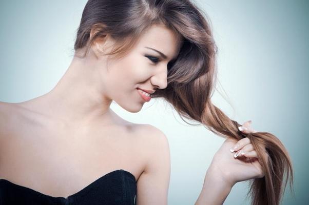 cabelos saudáveis