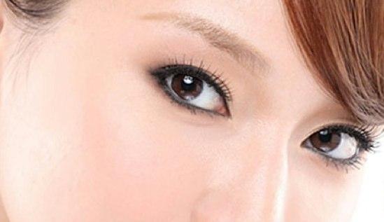 maquiagem para quem tem olhos orientais