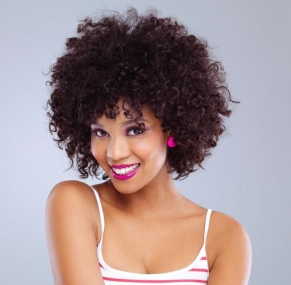 Morena cabelo afro cheio - 5 8