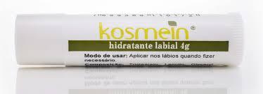 Hidratante Labial, da Kosmein