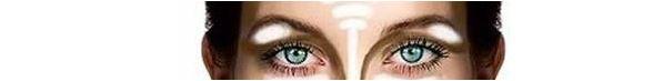 Olhos em destaque