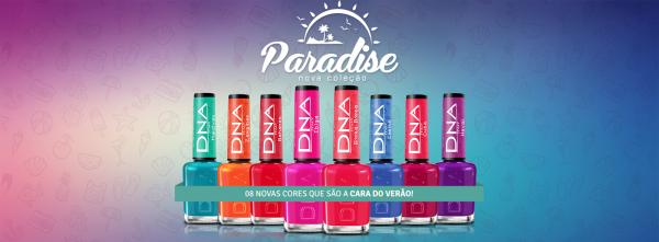 Lançamento: Paradise alto verão