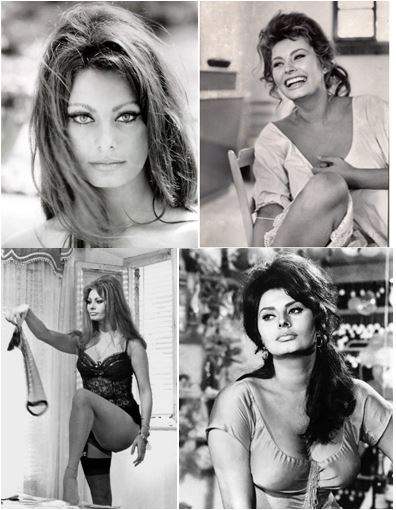 Fotos da Sophia Loren