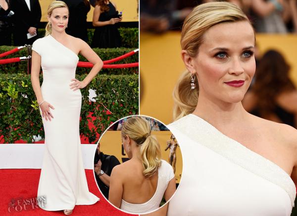 Reese Witherspoon nos prêmios SAG