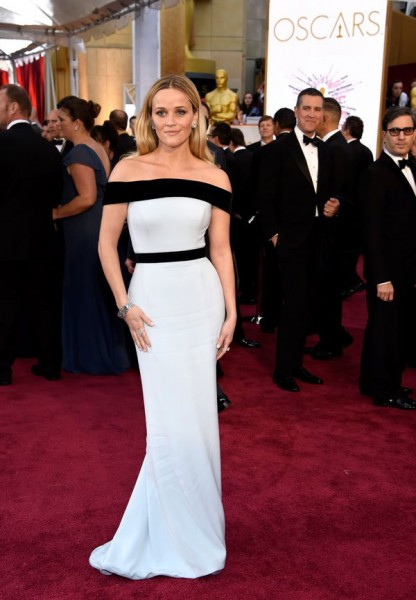 Atriz Reese Witherspoon no Oscar