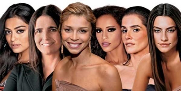 Celebridades brasileiras
