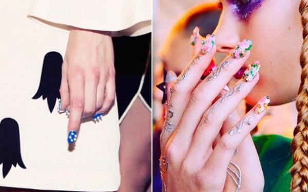 Tendências de nail art para o verão 2016